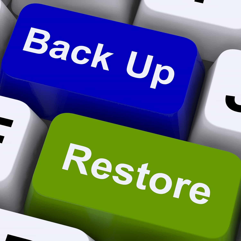 Backup, Backup & Restore, Back up, Data Backup, Cloud Backup
